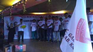 Garda Jokowi dan Garda Jokowi Anti Korupsi Kampar, Deklarasi Untuk Menangkan Jokowi- Ma'ruf