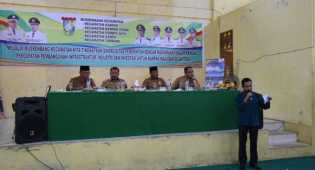 Musrembang 5 Kecamatan di Kantor Camat Kampar, Ini Harapan Wabup dan Wakil Rakyat
