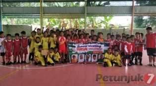 KKG Gugus II Perkutut Korwil Kecamatan Singkep Gelar School Meeting