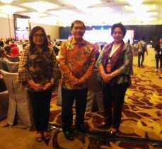 Rakor TPAKD di Jakarta, Bupati Karo: Pelaku Usaha Dapat Gali Iklim Potensial Daerah