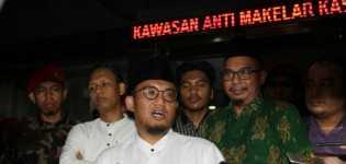 Menteri Pemuda  dan Olah Raga  Terkejut Dana Kemah Pemuda Islam Dipermasalahkan