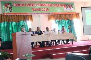 Bupati Karo Buka Forum Lintas Perangkat Daerah 2019