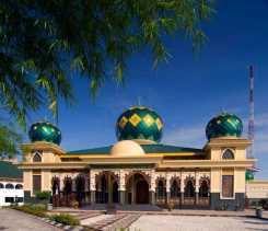 Safari Ramadhan di 12 Kecamatan, Malam Ini Pemko Pekanbaru di Masjid Agung Ar Rahman