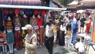 Roy Fachraby Ginting Sebut Kurang Patuhi Prokes Membuat Kabupaten Karo Sulit Lepas dari Covid - 19