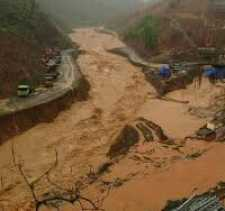 Duapuluh Orang Meninggal akibat Banjir dan Longsor di Pacitan