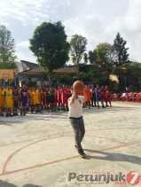 SMAN 1 Berasragi Gelar Tournamen Bola Basket Tingkat SLTP - SLTA se- Karo