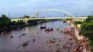 Pemko Pekanbaru: Rabu Sore, Petang Belimau Digelar di Pinggir Sungai Siak
