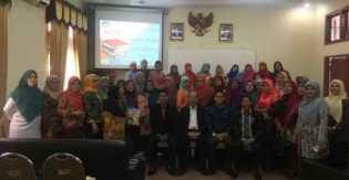 Hardiknas 2018 di LPMP Riau: UPT Kemendikbud Taja Bincang Buku dan Lomba Mendongeng