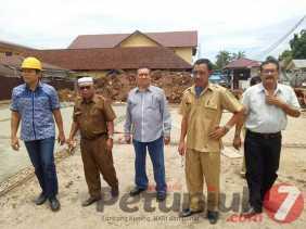Kembali, Tim Komisi III DPRD Kota Padangsidimpuan Tinjau Proyek Pembangunan RSUD