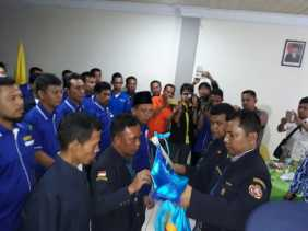 Ammar Gojali Lubis Resmi Dilantik Jadi Karang Taruna Kota Padangsidimpuan