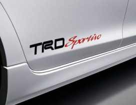 Makna di Balik Nama TRD Mobil - mobil Toyota