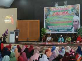 Kegiatan HIMA PBSI FKIP UIR: Tablig Akbar Memperingati Isra' Miraj dan Sambut Bulan Ramadhan