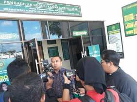 Seorang Advokat di Kabupaten Karo Gugat Peradi ke PN Kabanjahe