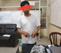 Seorang Pria di Berastagi Ditangkap Satresnarkoba Polres Karo Terkait Ganja dan Sabu