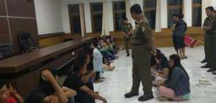 Satpol PP Pekanbaru: 29 Orang Terjaring Razia Pekat