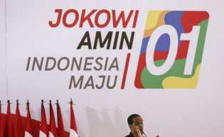 Jokowi Mulai Melawan Hoaks dan Fitnah