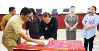 Sah Diteken Bupati, DPRD Karo Setujui 8 Ranperda Kabupaten Karo