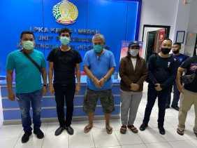 DPO, Terpidana Korupsi Alkes RSU Kabanjahe Tahun 2008 Ditangkap Tim Kejari Karo di Medan