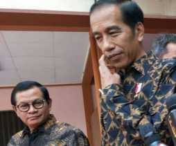 Presiden Jokowi Masih Atur Pertemuan Dengan Amien Rais