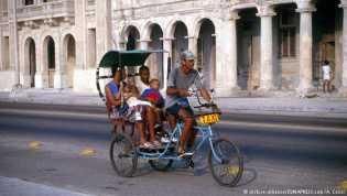 Sepeda Alat Transpotasi Populer di Kuba