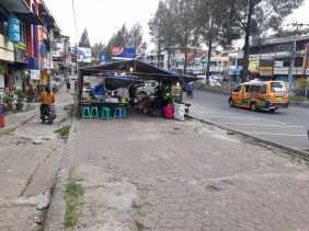 Ketua Pedagang Pasar Kabanjahe: Pedagang di Karo Terancam 'Gulung Tikar' Imbas Covid 19