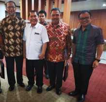 Bupati Karo Hadiri RUPS, Muhammad Budi Utomo Terpilih Jadi Plt Dirut Bank Sumut