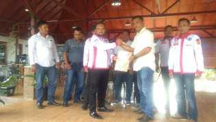 DPC MAPAN - RI Madina Resmi Terima  SK Mandat M dari DPP MAPAN - RI