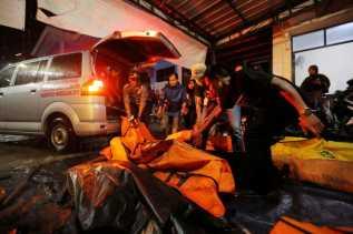 Tsunami Banten dan Lampung, BNPB: 281 Meninggal, 1.016 Luka - luka, dan 57 Hilang