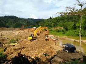 Pemuda Lira Minta Kapoldasu Tindak Tegas Penambang Emas Ilegal di Sungai Batang Natal