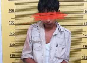 Tidak Mau Diberhentikan, Pengendara Ini Dikejar Polsek Mardingding, Jatuh: Ditemukan Narkotika Sabu