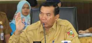 Walikota Pekanbaru Ultimatum Pejabat Rumbai Pesisir untuk Serius Bekerja