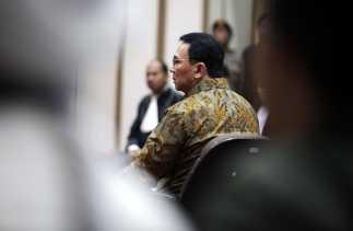 Ahok Dituntut Hukuman Pencobaan 2 Tahun