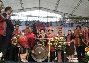 Pesta Mejuah - juah  Daya Tarik Pariwisata dari Nenek Moyang Harus Dipertahankan