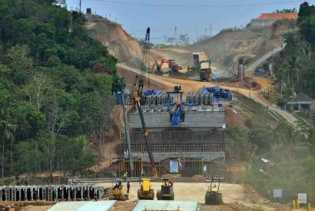 Realisasi Jalan Tol Trans Sumatra, Jawa, dan Jabodetabek Target Pemerintah