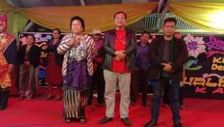 Kerja Tahun' di Desa Singa, Siti Aminah Br Perangin-angin: Harus Terus Dilestarikan
