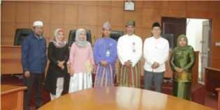 Potret Komisi  II dan III DPRD Kampar Berkunjung ke DPRD Siak, Ini yang Dipelajari…