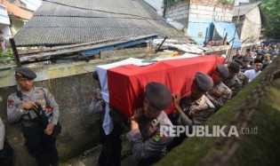 Jokowi-JK di TKP Bom Kampung Melayu: Teroris Musuh Semua Negara