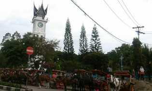 Sumbar: Tarif Bendi di Kota Bukittinggi Ditetapkan untuk Kenyamanan Kusir dan Wisatawan