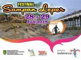 Ingat! Pemkab Inhil Akan Mengadakan Festival Sampan Leper