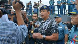 TNI AL Tangkap 3 Kapal Bermuatan BBM Ilegal