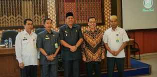 Diluncurkan Aplikasi dan Website Informasi Pariwisata: 'Pesona Siak'