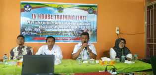 Hadapi Revolusi Industri 4.0, SMPN 2 Singkep Gelar In House Training