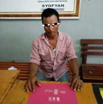 Jadi Target Polsek Kubu, Baju Irul Dibuka Ditemukan Narkotika Jenis Sabu