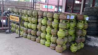 DPP Pekanbaru: 11 Izin Pangkalan Gas Elpiji Bersubsidi di Cabut