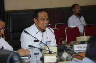 Sekko Pekanbaru Sebut Camat dan Lurah Wajib Fakta Integritas