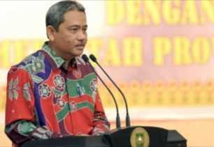 Rapat Persiapan Pelantikan Gubernur Riau Definitif Mulai Digelar di Setneg