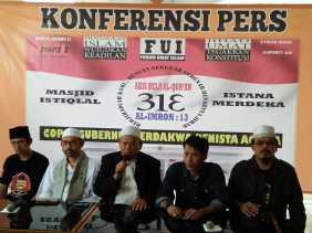 Ini Rute dan Titik Aksi Bela Islam 313