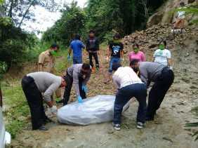 Arifin Lingga Ditemukan tak Bernyawa Didalam Rumah, Polres Dairi: Diduga Sudah Lebih 3 Hari