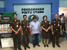 DPO: Abdy Muham Terpidana Korupsi Ditangkap Kejari Karo, Kini Dieksekusi ke Rutan Tanjung Gusta
