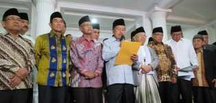 Bersama Jusuf Kalla Bahas Kasus Bendera, Ormas-Ormas Islam Tolak Adu Domba